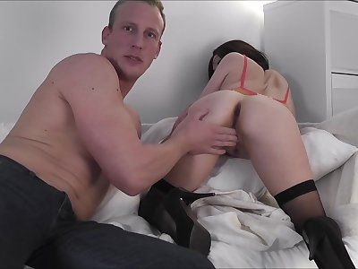 Full homemade cam sex with a spicy cam catholic on fire