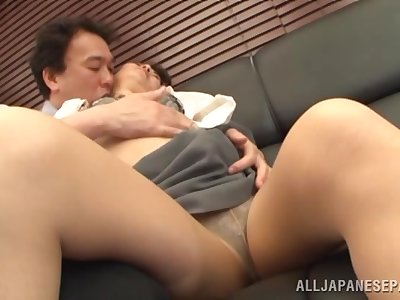 Hard sex for a thick Asian mature relating to magic forms