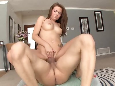 Pressley Carter With Cum On With