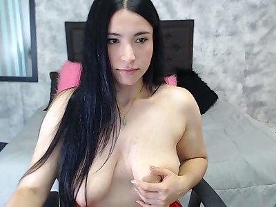 Piercied this babe chunky boobs