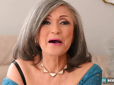 Kokie Del Coco - old grandma pounded by muscled stud with big weasel words j-mac